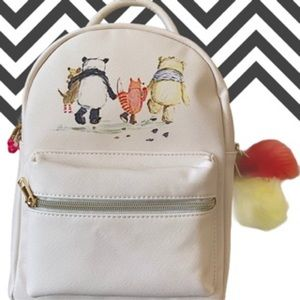 Herbie & Friends Mini Backpack -NWT